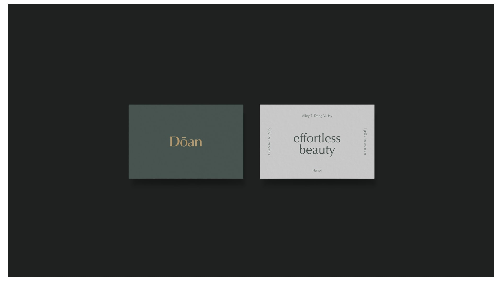 Doan Branding Fashion